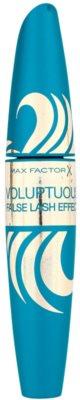 Max Factor Voluptuous dúsító, göndörítő szempillaspirál, mely szétválasztja a pillákat 1