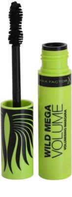 Max Factor Wild Mega Volume máscara voluminizadora de pestañas