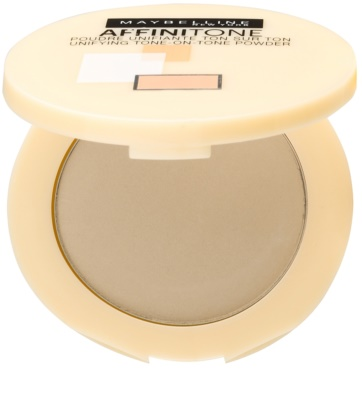 Maybelline Affinitone polvos compactos