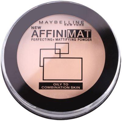 Maybelline AffiniMat Puder für mattes Aussehen