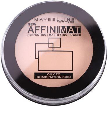Maybelline AffiniMat púder matt hatásért