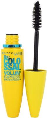Maybelline Volum´ Express The Colossal mascara waterproof pentru volum