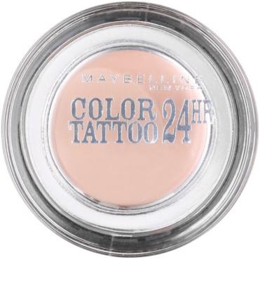 Maybelline Eyestudio Color Tattoo 24 HR krémes szemhéjfestékek matt hatással 1