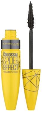 Maybelline Volum´ Express The Colossal Spider Effect máscara para dar volumen y longitud a las pestañas y para separación entre ellas
