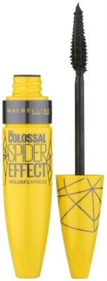 Maybelline Volum´ Express The Colossal Spider Effect maskara za volumen, dolžino in ločevanje trepalnic