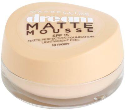Maybelline Dream Matte Mousse mattierendes Make-up