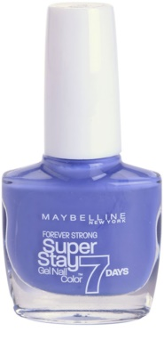 Maybelline Forever Strong Super Stay 7 Days verniz