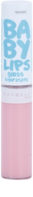 Maybelline Baby Lips Gloss Hydratant Hydratisierendes Lipgloss 1