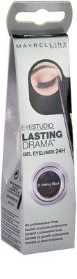 Maybelline Eyeliner Lasting Drama™ eyeliner w żelu 1