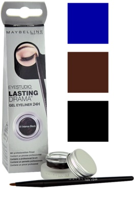 Maybelline Eyeliner Lasting Drama™ zselés szemhéjtus