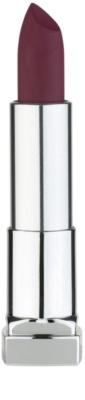 Maybelline Color Sensational Loaded Bold šminka z mat učinkom