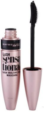 Maybelline Lash Sensational máscara para pestañas largas y gruesas
