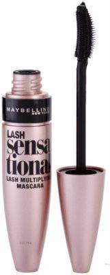 Maybelline Lash Sensational rimel pentru gene lungi si voluminoase