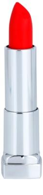 Maybelline Color Sensational Matte barra de labios con efecto mate