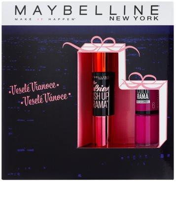 Maybelline Push Up Drama козметичен пакет  III.