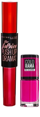 Maybelline The Falsies® Push Up Drama coffret III. 1
