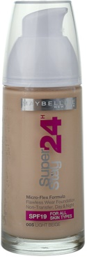 Maybelline SuperStay 24 Color make up lichid