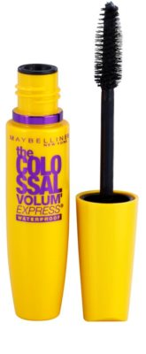 Maybelline Volum´ Express The Colossal máscara de pestañas resistente al agua