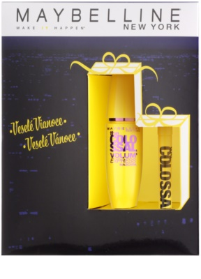 Maybelline Volum´ Express The Colossal lote cosmético II.