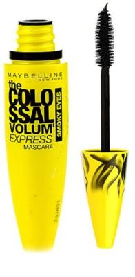 Maybelline Volum´ Express The Colossal Smoky Eyes szempillaspirál a dús pillákért