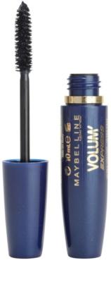 Maybelline Volum´ Express Ultra Volume Mascara für mehr Volumen und die Teilung der Wimpern
