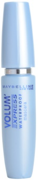 Maybelline Volum´ Express Waterproof Wasserfester Mascara für 3x mehr Volumen 1
