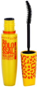 Maybelline Volum´ Express The Colossal Cat Eyes Wimperntusche für lange und voller aussehende Wimpern