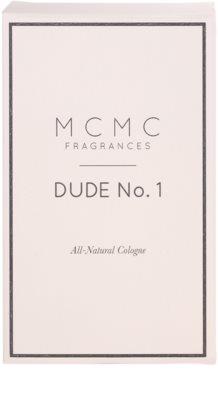 MCMC Fragrances Dude No.1 kölnivíz férfiaknak 5