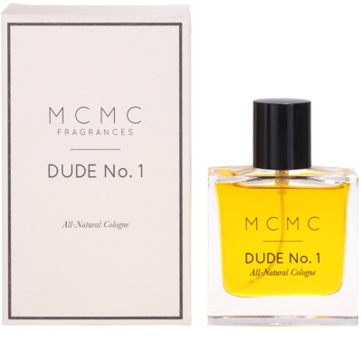 MCMC Fragrances Dude No.1 Eau de Cologne para homens