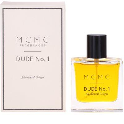 MCMC Fragrances Dude No.1 kölnivíz férfiaknak
