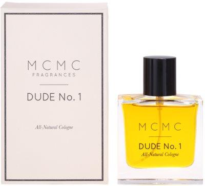 MCMC Fragrances Dude No.1 kolonjska voda za moške