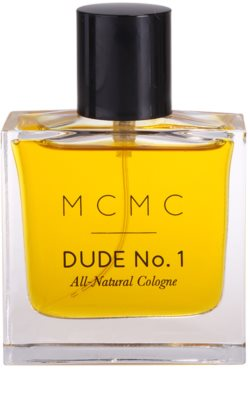 MCMC Fragrances Dude No.1 Eau de Cologne para homens 2