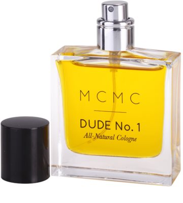 MCMC Fragrances Dude No.1 Eau de Cologne para homens 3