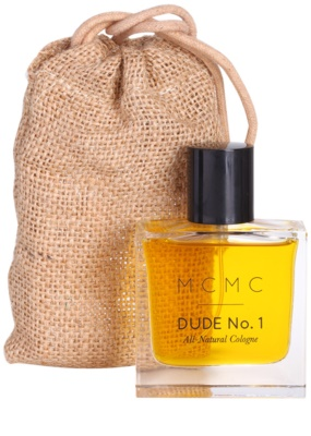 MCMC Fragrances Dude No.1 Eau de Cologne para homens 4