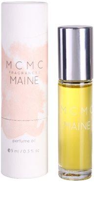MCMC Fragrances Maine парфумована олійка для жінок