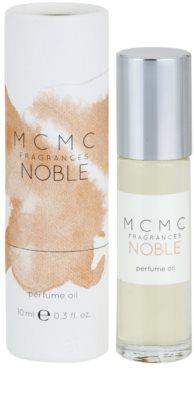 MCMC Fragrances Noble ulei parfumat pentru femei