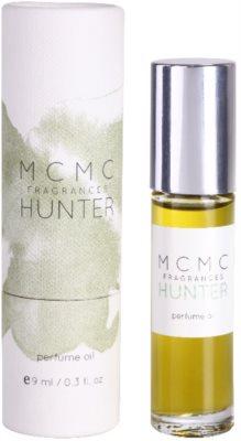 MCMC Fragrances Hunter parfümiertes Öl unisex
