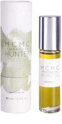MCMC Fragrances Hunter парфумована олійка унісекс