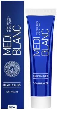 MEDIBLANC Healthy Gums Dentífrico para a proteção das gengivas 1