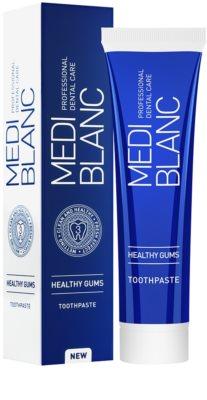 MEDIBLANC Healthy Gums Dentífrico para a proteção das gengivas 2