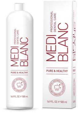 MEDIBLANC Pure & Healthy apă de gură pentru o respirație proaspătă de lungă durată 1