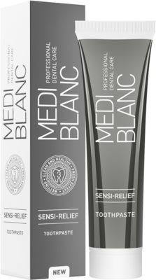MEDIBLANC Sensi-Relief zubní pasta pro citlivé zuby 2