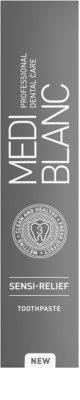 MEDIBLANC Sensi-Relief pasta do zębów dla wrażliwych zębów 4