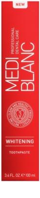 MEDIBLANC Whitening zubná pasta s bieliacim účinkom 4