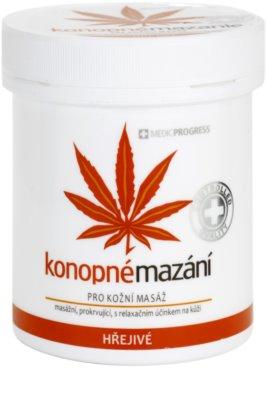 MEDICPROGRESS Cannabis Care konopné mazání