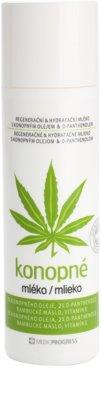 MEDICPROGRESS Cannabis Care конопляне молочко для тіла