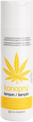 MEDICPROGRESS Cannabis Care champú de cannabis