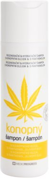 MEDICPROGRESS Cannabis Care sampon din canepa