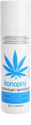 MEDICPROGRESS Cannabis Care gel de ducha de cannabis
