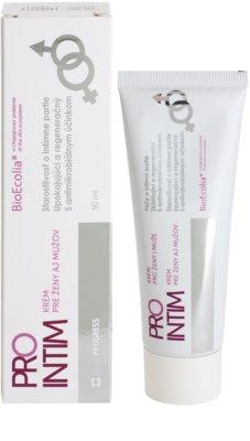 MEDICPROGRESS ProIntim crema regeneradora y calmante  para zonas íntimas 2
